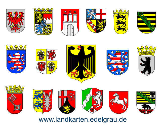 wappen bundesl228nder download